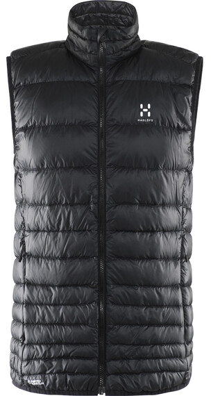 Haglöfs M's Essens III Down Vest True Black/Magnetite